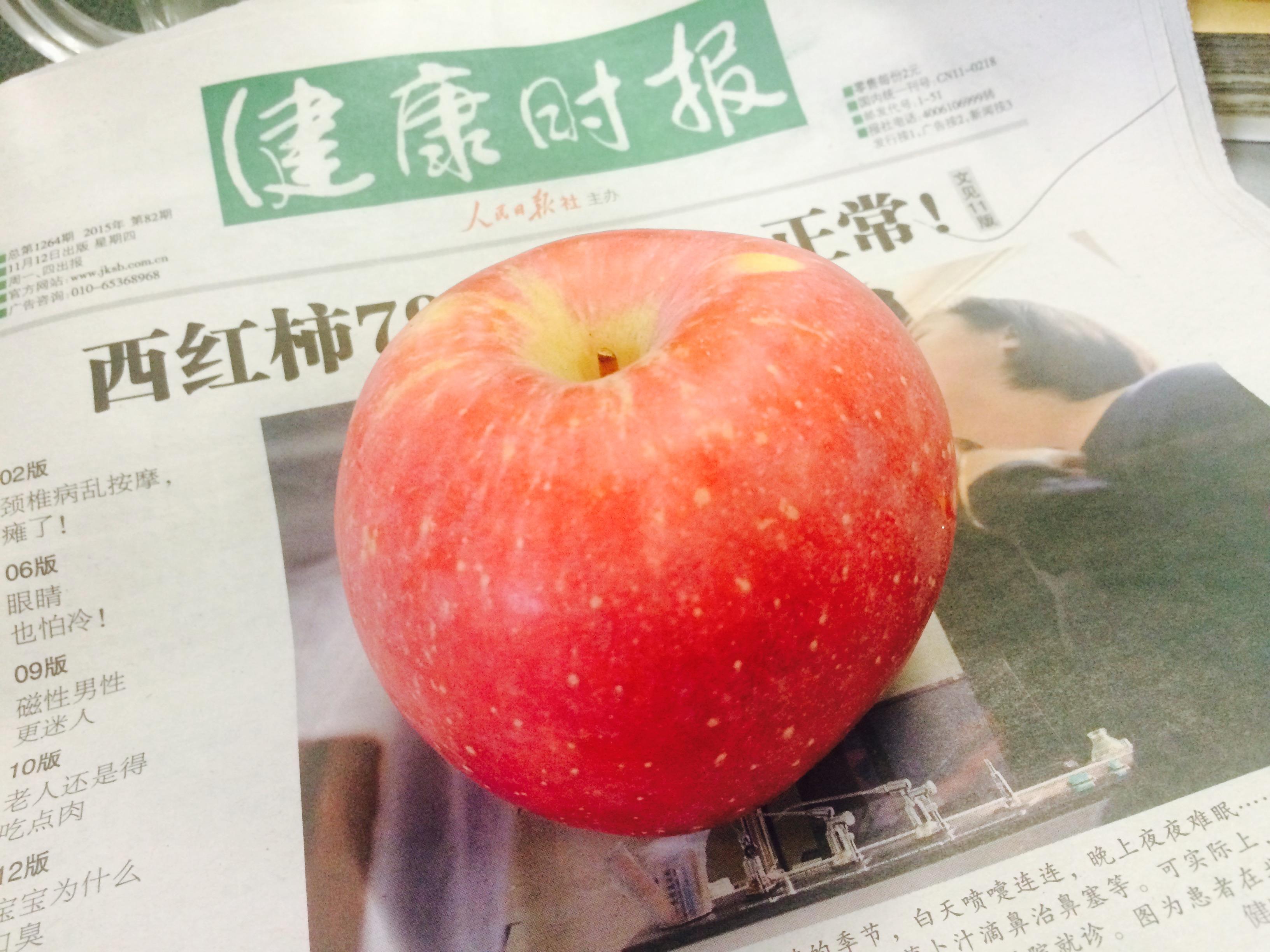不同苹果储存方式不同!11月的苹果最耐存