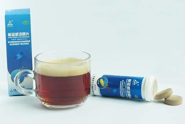 国家食药监:板蓝根泡腾片等18种药由处方转非处方