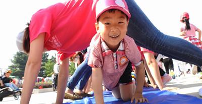 国内首部《学龄前儿童运动指南》:户外活动每天俩小时