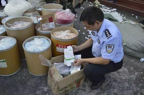江西警方破获6吨假药案:含孕妇用叶酸