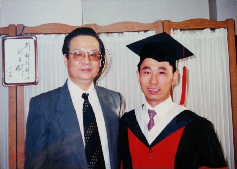 我的老师郎景和院士
