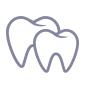 六齡牙是防齲病的一道(dao)坎!預防及時做窩(wo)溝封閉
