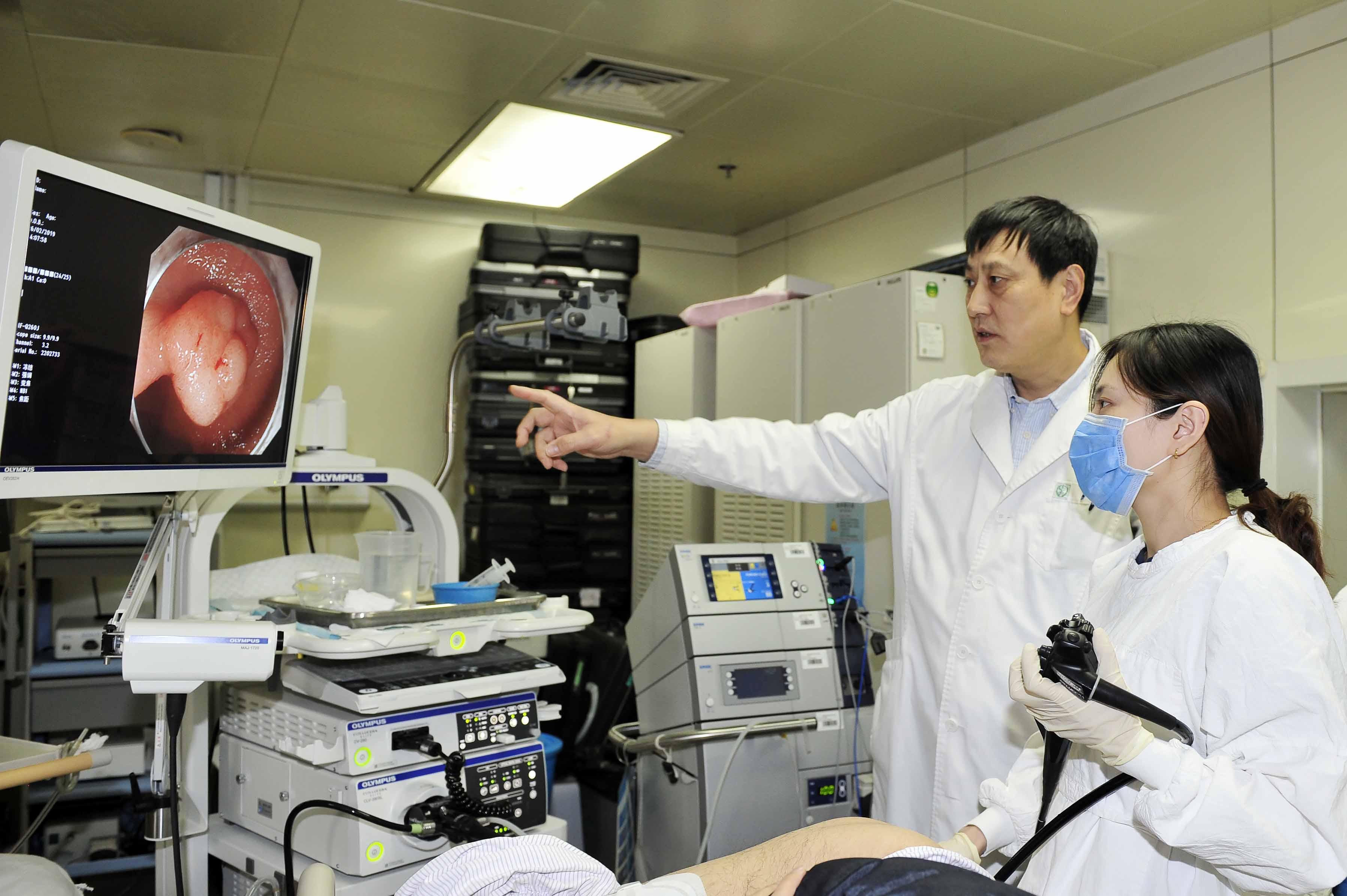 肠镜检查排队最久一年半!每年一亿国人需做肠镜