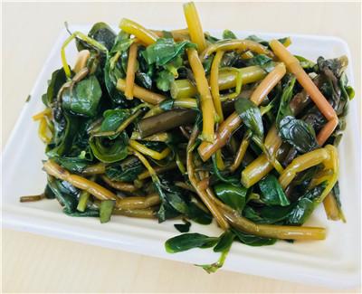 野菜只能尝尝鲜  不宜当家常菜天天吃