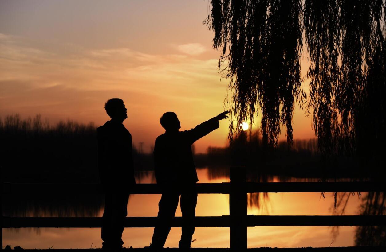 中年不是只有危機,把握好了就是人生轉(zhuan)折