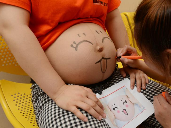 """早孕试纸上明明""""两条杠"""",医生却告诉我没有怀孩子……"""