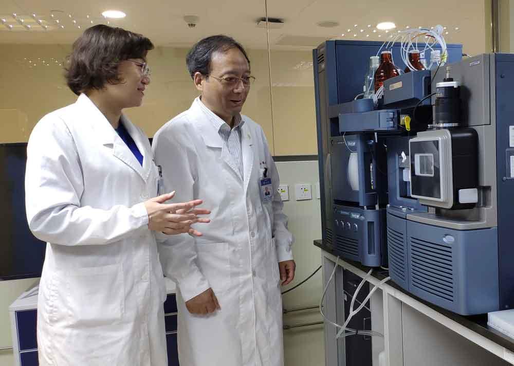 报告42个国家医疗机构都认!上海这家医院的检验科了不起
