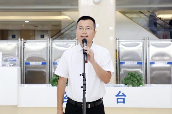 """湘雅常德医院在常德地区率先发行""""电子健康卡"""""""