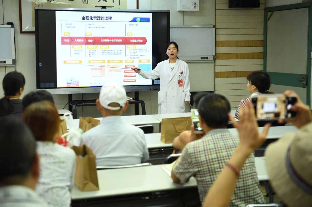 西南首个淋巴瘤全程管理项目在新桥医院启动,将设专职医生管理