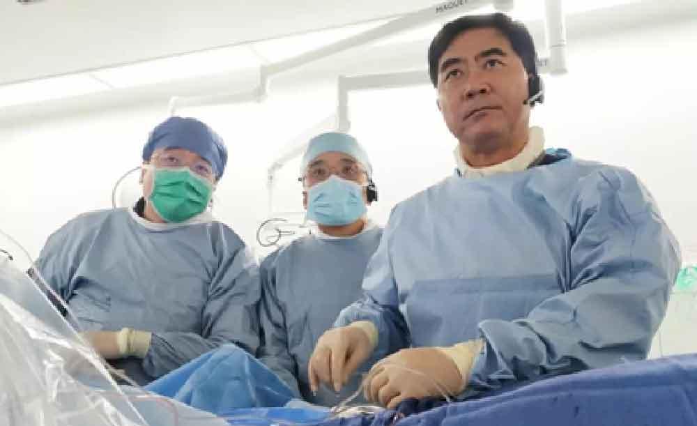 最凶险的心血管疑难手术,这家医院三年完成上千例
