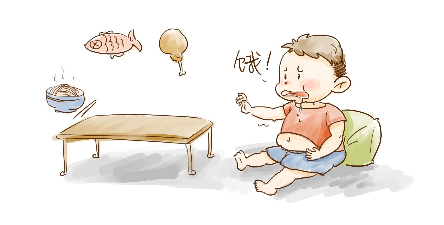 预防性早熟 这些食物少给孩子吃