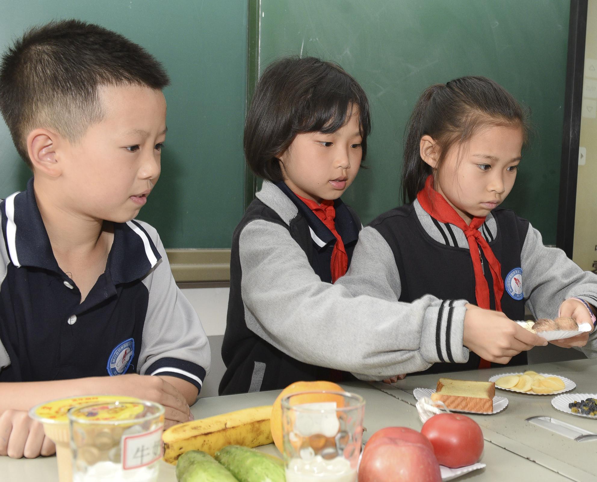 学会膳食算盘法,孩子吃的更健康