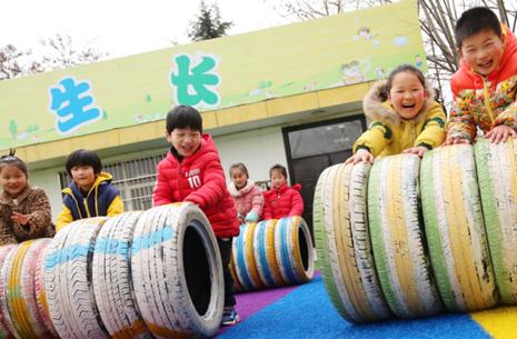这些自然运动,能促进孩子身心发展!
