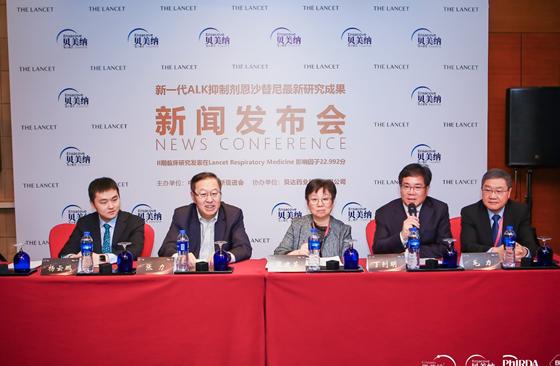 中国首个自主创新药物ALK抑制剂恩沙替尼即将上市