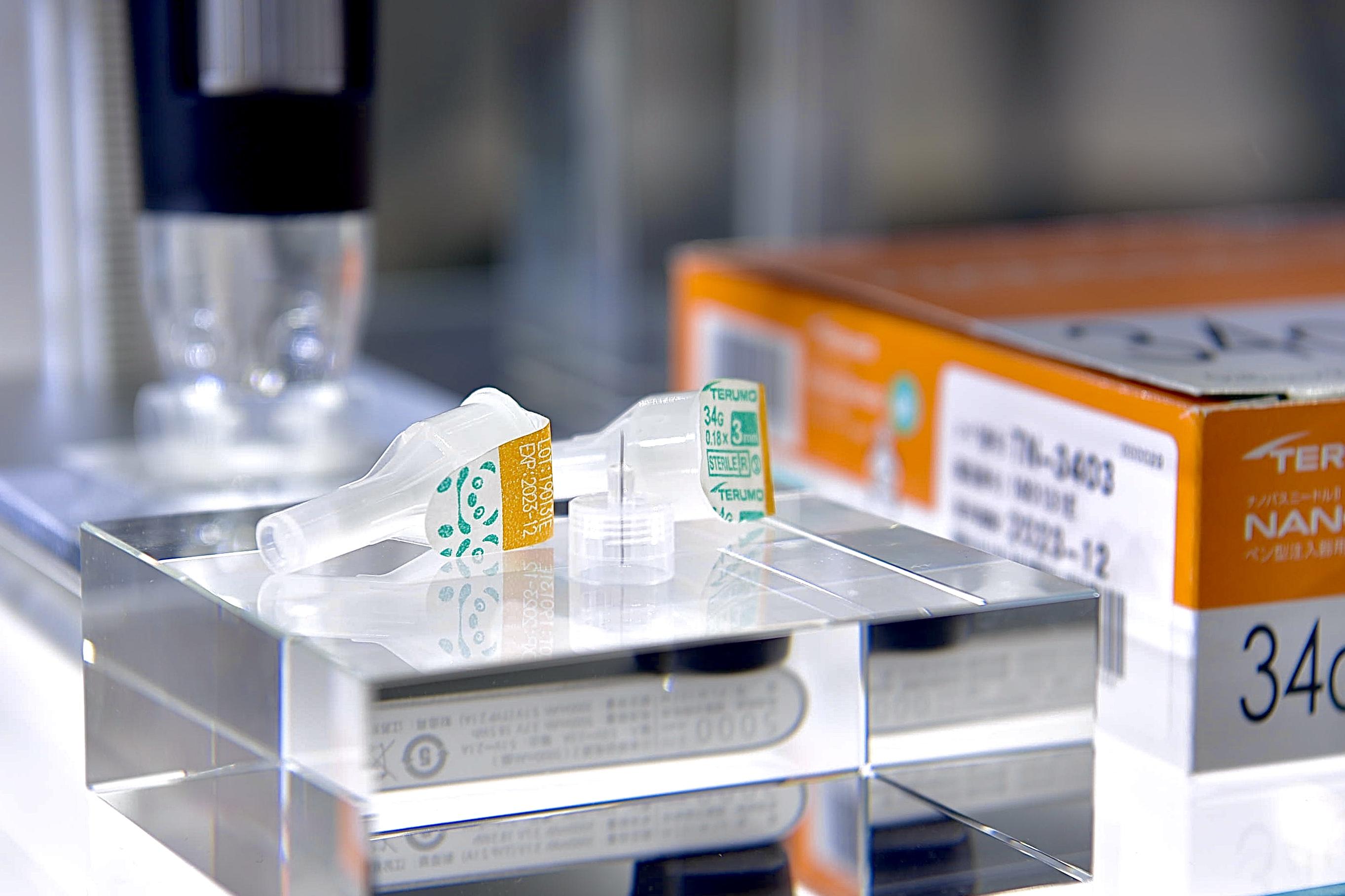 进博时间|长度仅3毫米,全球最短最细胰岛素注射针亮相进博会
