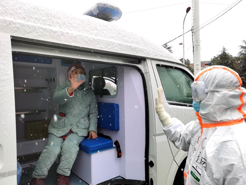 武汉新冠定点医院月底前完成修复 全国多地医院已恢复门诊