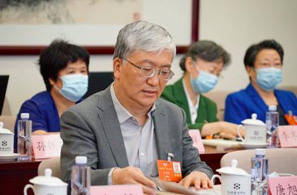 唐旭东:全国范围没有中医传染病专科医院,建议加强
