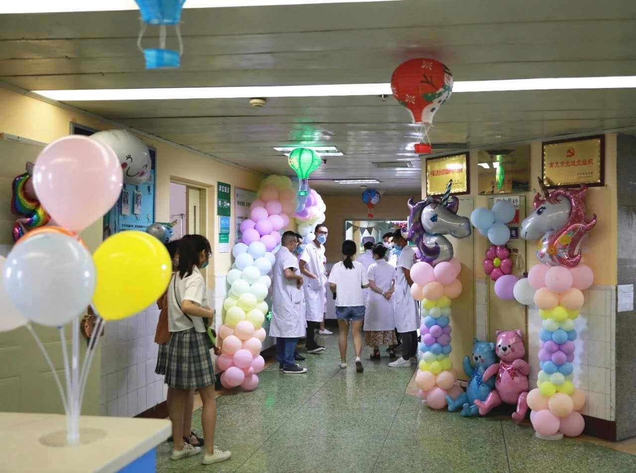 """暖心病房,欢乐party!看这家医院的""""走心""""儿童节"""