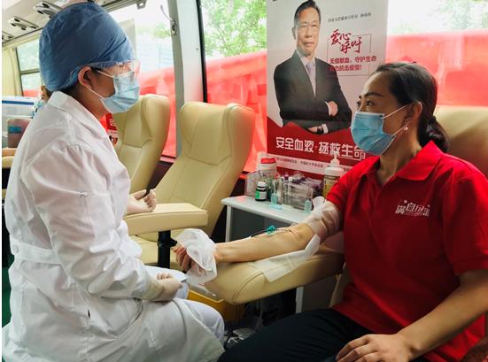 疫情期间街头献血人数下降70%!专家呼吁:请走上街头爱心献血