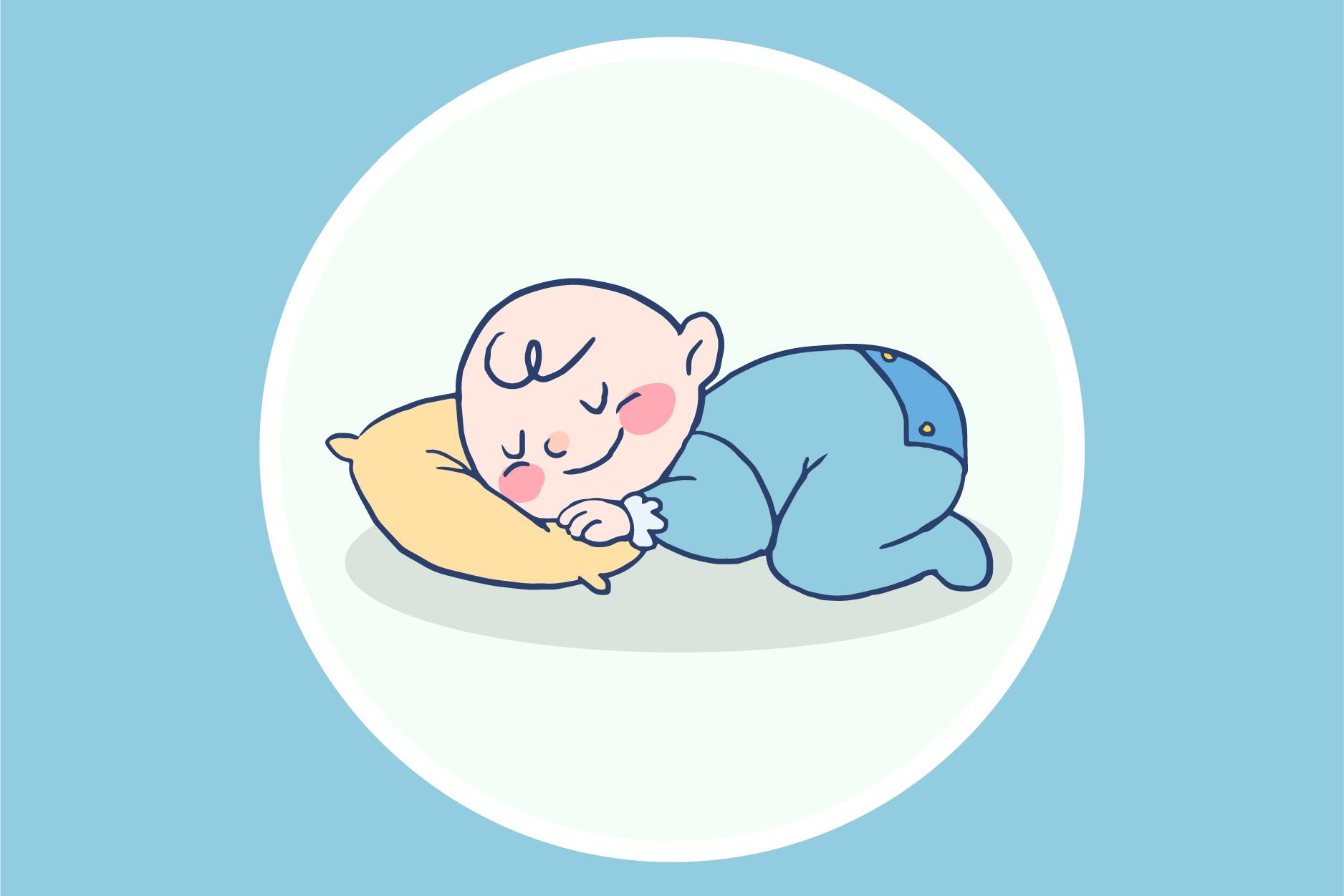 鼓肚子、打激灵、夜哭、湿疹……孩子的小毛病 有些可居家处理