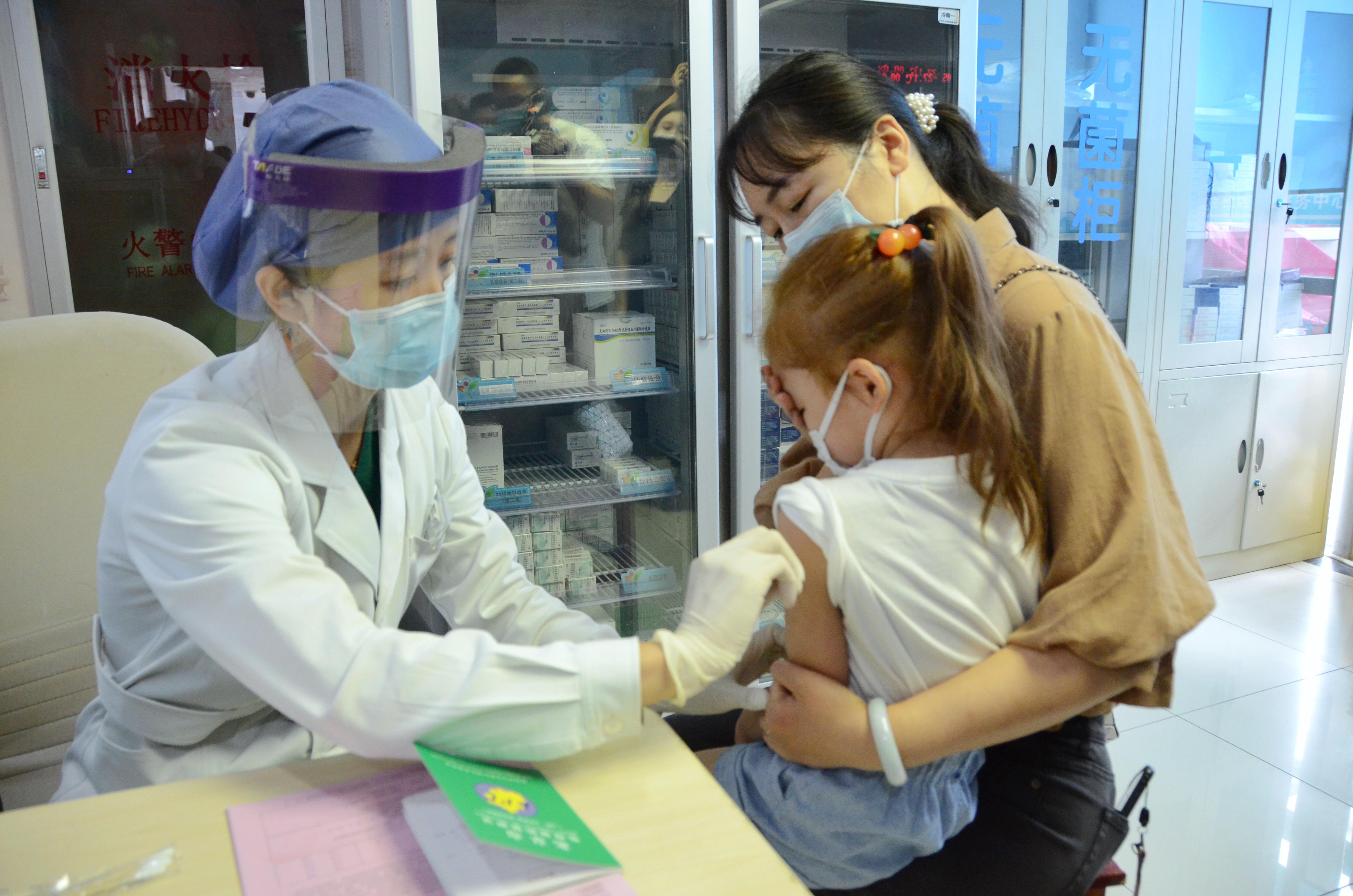 一针598元,首个国产13价肺炎疫苗在北京接种