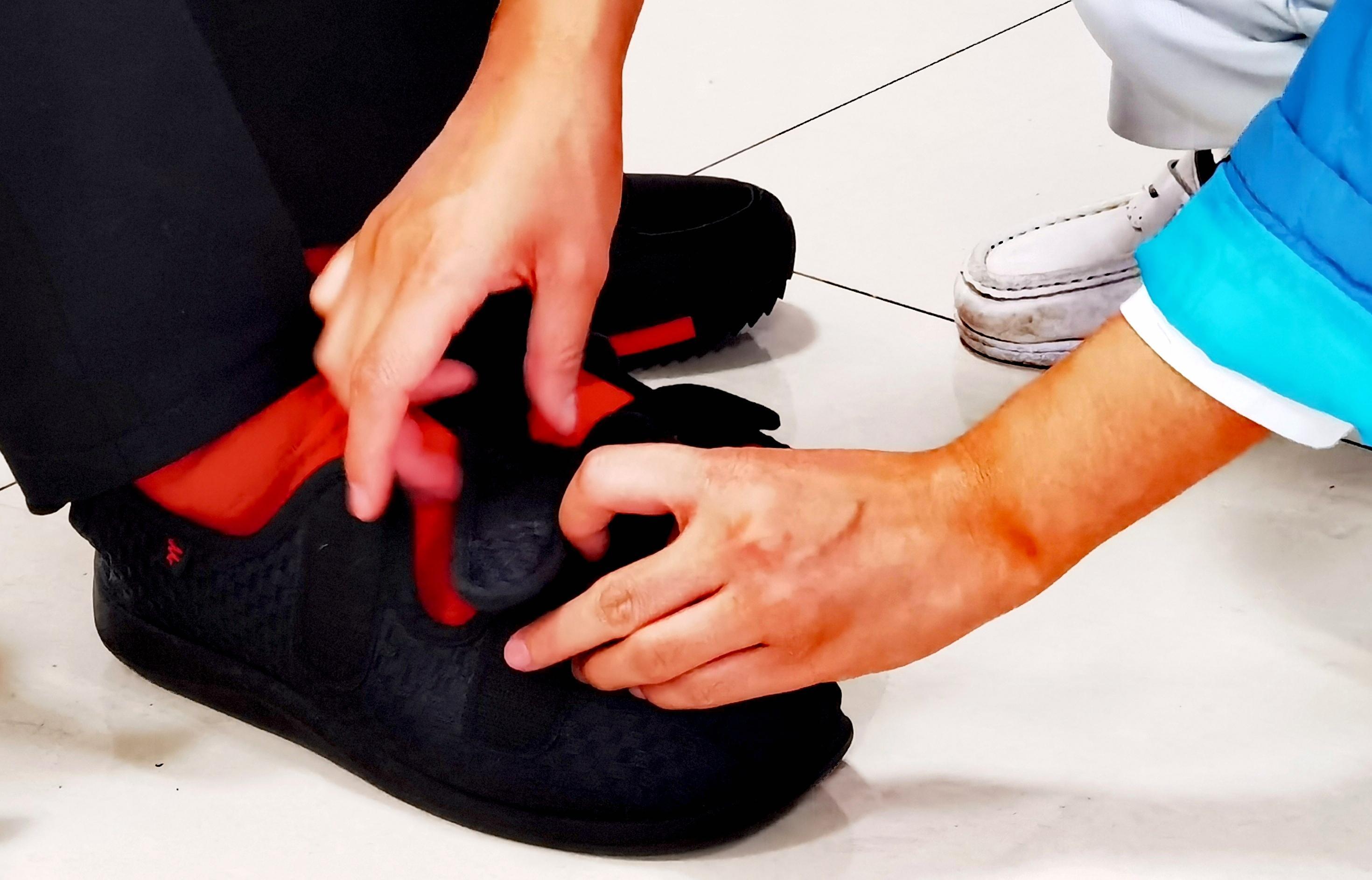 鞋垫也能预警老人跌倒,新桥医院护理团队获创新发明奖