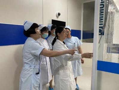 国内规模最大血液ICU病房患者今日入住