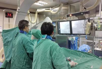 国家集采今日落地!湖南湘潭首例798元支架手术今日凌晨实施