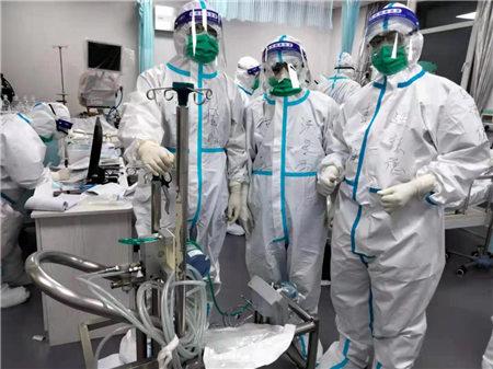 与死神赛跑,支援通化ECMO医疗团队成功救治2例新冠危重症患者