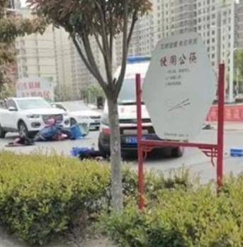 外卖小哥被救护车二次碾压,蒙城卫健委回应
