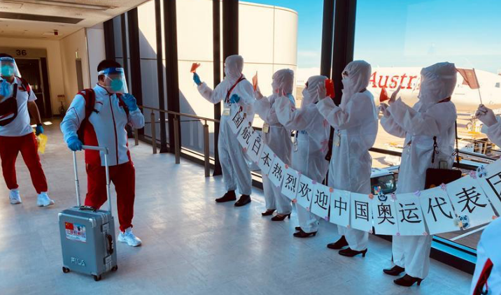 东京奥运村现首例阳性病例!如何做好防疫?
