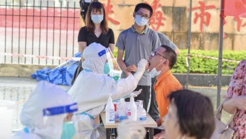 南京感染者超百人,多地一人感染全城检测