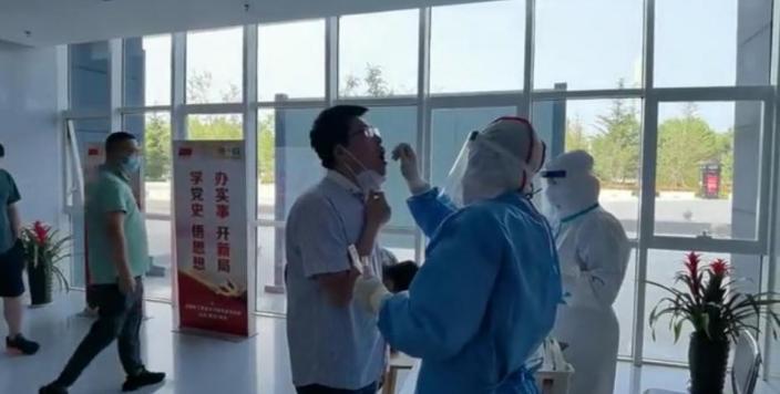烟台确诊病例经停南京,返烟后未主动隔离