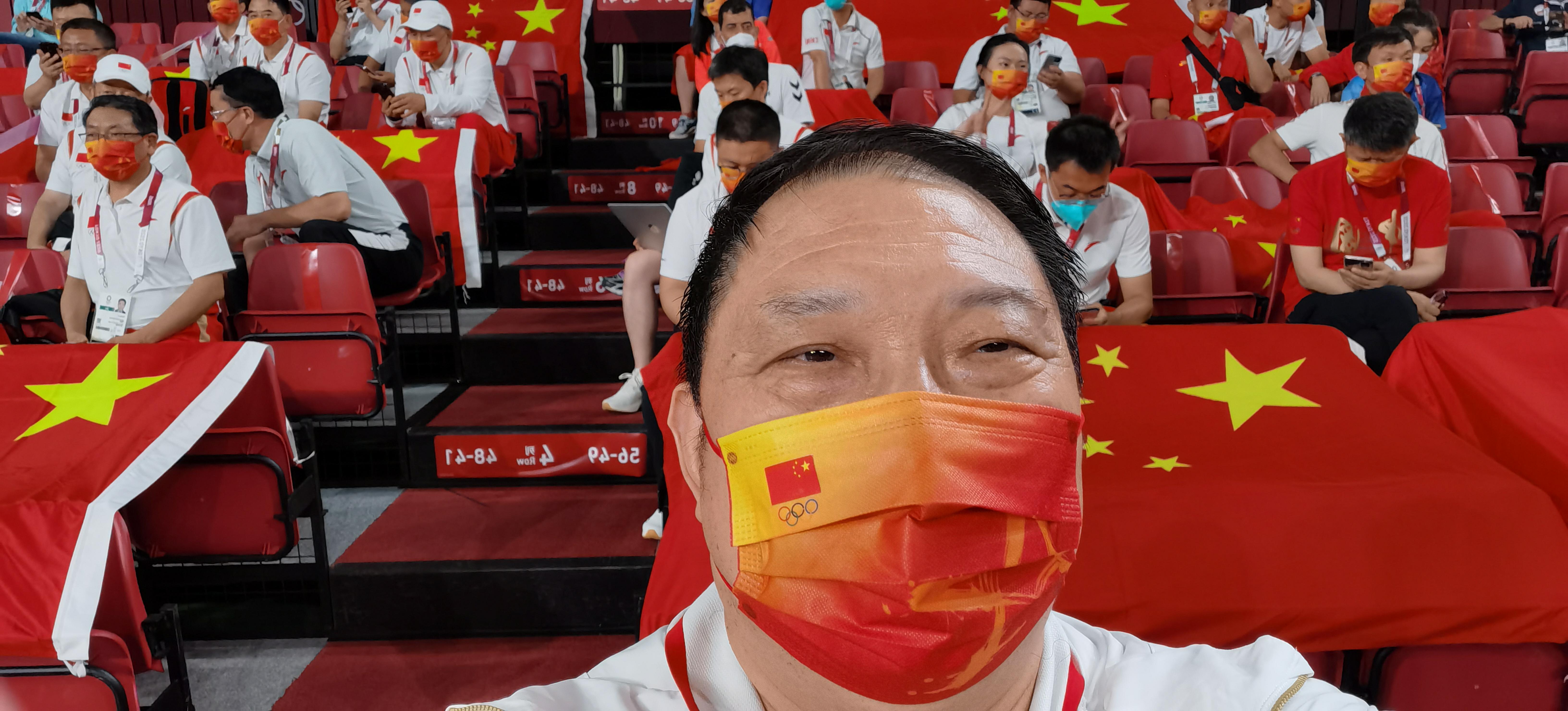 东京奥运会上的中国医生:既是守护者也是拉拉队员